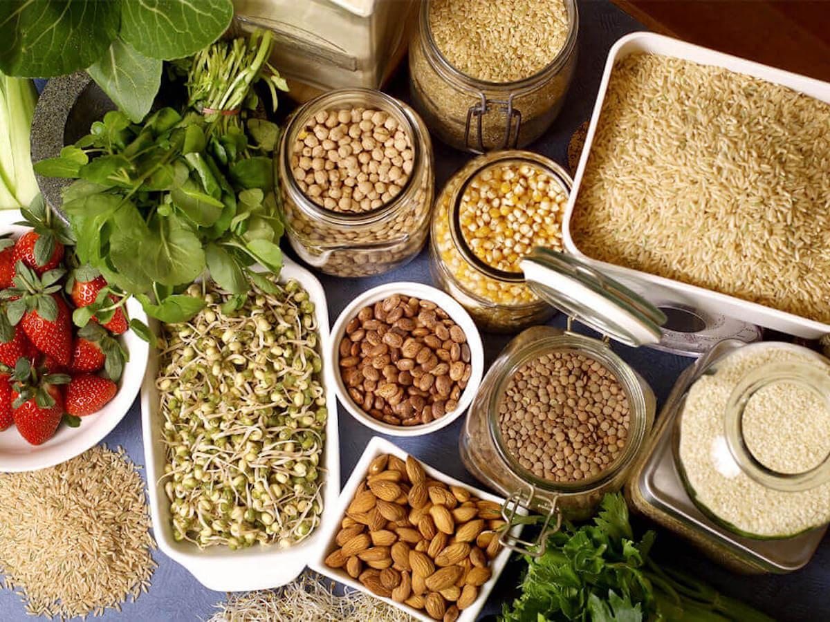 十穀米天然好健康無副作用
