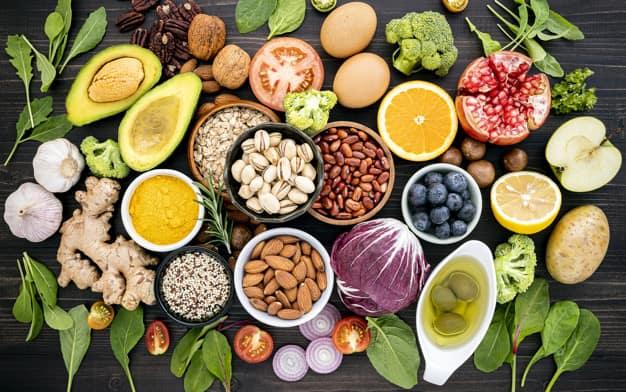 高蛋白食物排行