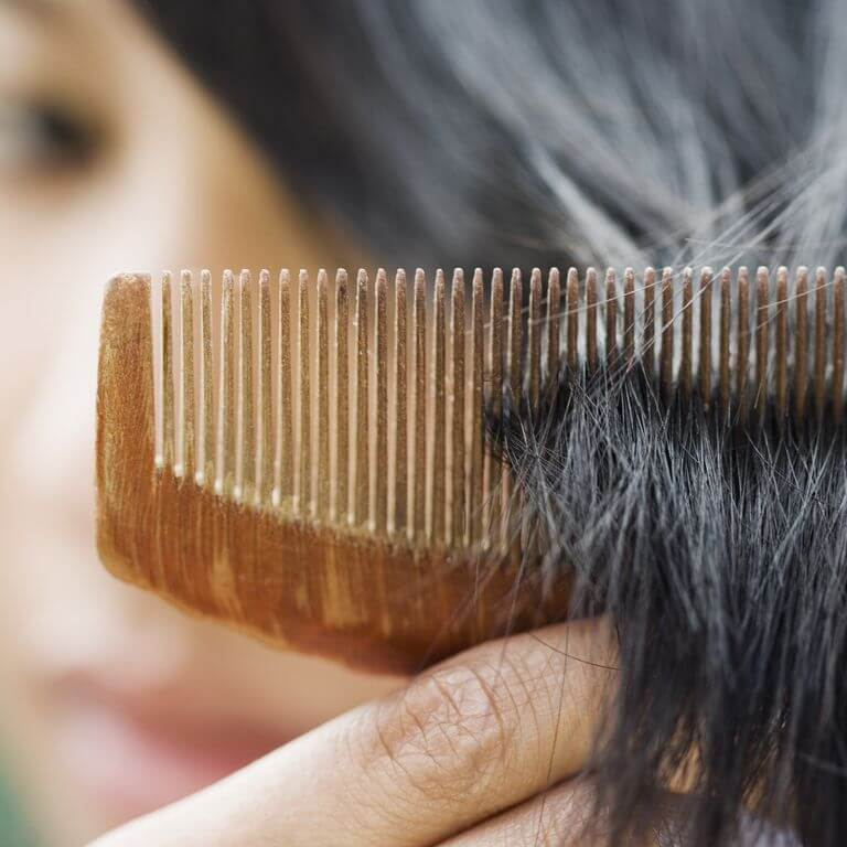 蛋白質攝取不足症狀髮絲斷裂