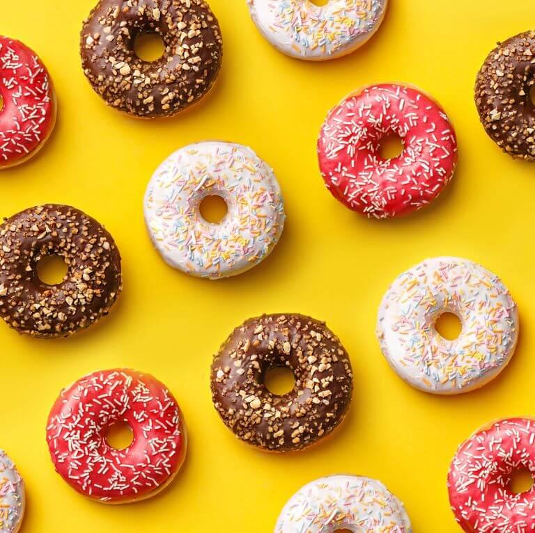 蛋白質攝取不足症狀可望高糖分食物