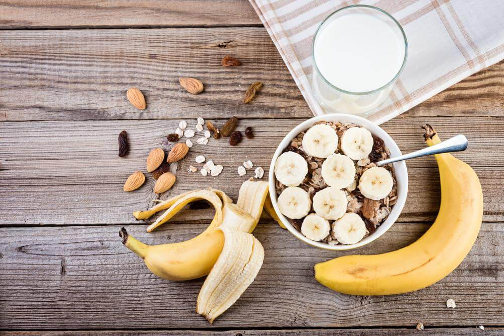助眠食物香蕉